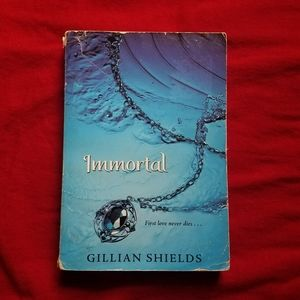 Immortal by Gillian Shields | YA Fiction Novel